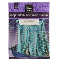 All Living Things® Square Forest Hide Small Pet