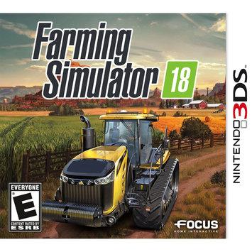 Maximum Games Farming Simulator 18 - Nintendo 3DS