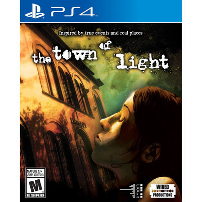 Thq Nordic Town Of Light Playstation 4 [PS4]