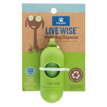 Top Paw® Clean Linen Scent Dog Waste Bag Dispenser