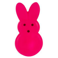 Peeps® Bunny Dog Toy - Squeaker, Pink
