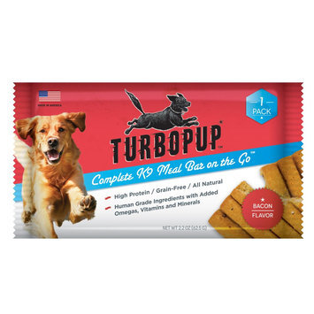 TurboPUP Meal Bar Bacon 1 Pack