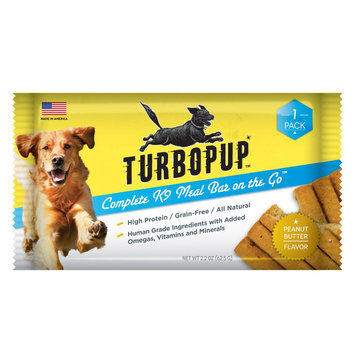 TurboPUP Meal Bar Peanut Butter 1 Pack