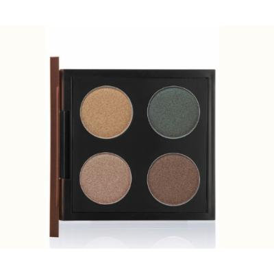 Mac Temperature Rising Collection-bare My Soul Eyeshadow Quad