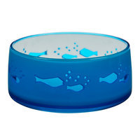 Whisker City® Swimming Fish Cat Bowl (Color Varies)