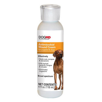 Dog MD, Maximum Defense Antimicrobial Wound Cream size: 4 Fl Oz