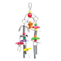 All Living Things® Jingle Jangles Bird Toy