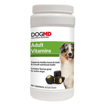 Dog MD, Maximum Defense Adult Vitamins size: 60 Count