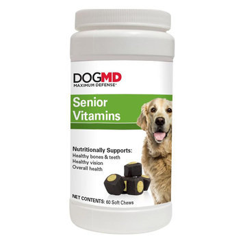Dog MD, Maximum Defense Senior Vitamins size: 60 Count