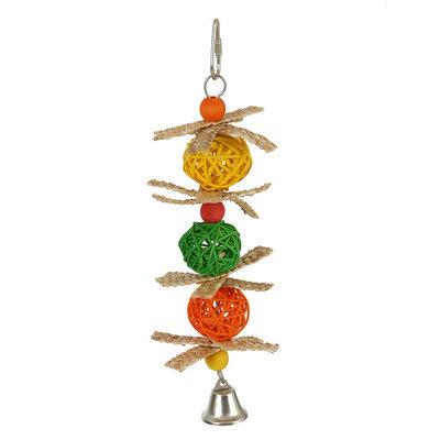 All Living Things® Woven Vine Balls Bird Toy