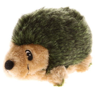 Top Paw® Hedgehog Laying Dog Toy(Color Varies) size: Small