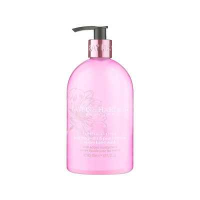 Baylis And Harding Black Pepper And Ginseng Hand Wash, 500ml