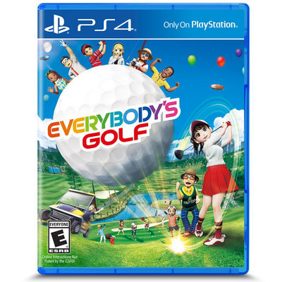 Sony Interactive Enterta Everybody's Golf Playstation 4 [PS4]
