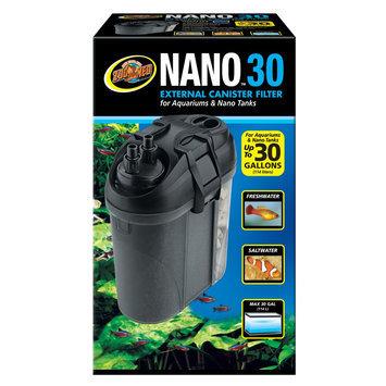 Zoo Med Nano 511 External Canister Filter