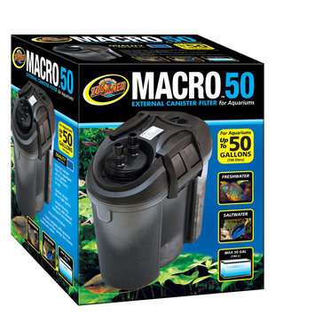 Royal Pet Products ZOO MACRO 50 CANISTER FILTER-94201