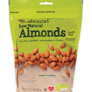 CVS Gold Emblem Abound Raw Natural Almonds