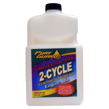 Pure Guard Universal Mix 2-Cycle Oil, 16 oz
