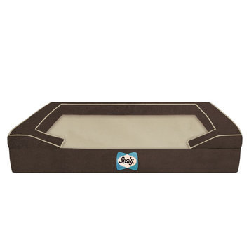 Sealy Premium Bolster Dog Bed size: 48