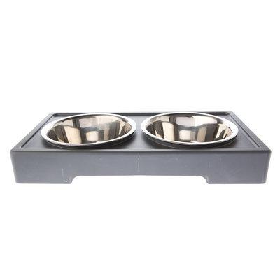 Top Paw® Grow with Me Dog Feeder size: 64 Fl Oz