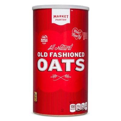 Fashioned Oats - 42oz - Market Pantry™