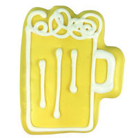 Molly's Barkery Beer Mug Cookie Dog Treat
