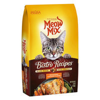 Meow Mix® Bistro Recipes Cat Food - Chicken size: 3 Lb
