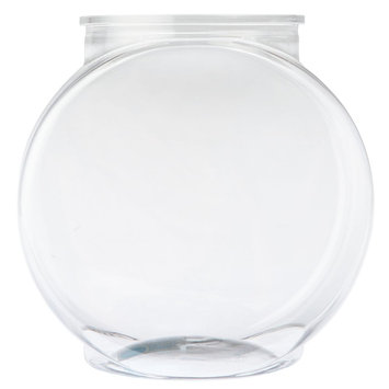 Grreat Choice® Drum Fish Bowl size: 0.5 gal