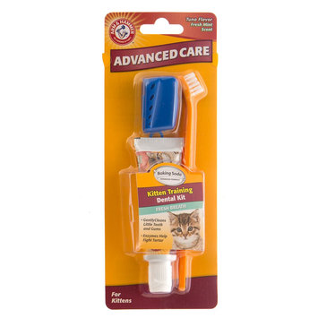 Arm & Hammer Arm and Hammer, Advanced Care Kitten Training Dental Kit