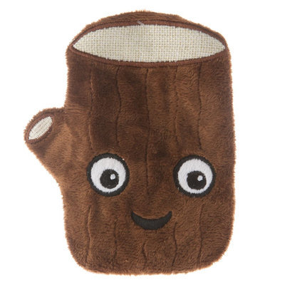 Top Paw® Flattie Stump Dog Toy