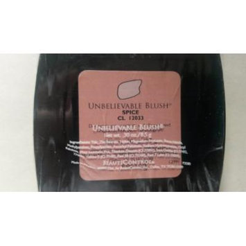 BeautiControl - Unbelievalbe Powder BLUSH in SPICE COOL - Best Selling Pinkish/Peach Color!