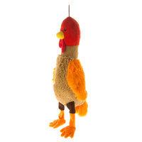 Top Paw® Plush Turkey Bird Dog Toy