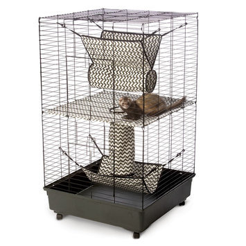 All Living Things® Cloth Ferret Habitat Play Home