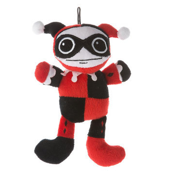DC Comics, Pet Halloween Harley Quinn Dog Toy size: Small