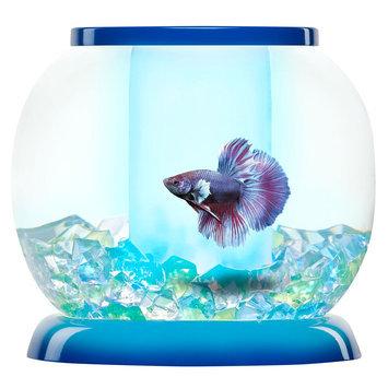 Top Fin® Fishy Fishy Night Aquarium, Blue