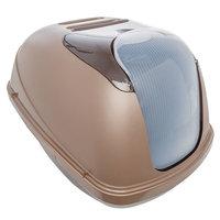 Whisker City® Jumbo Premium Hooded Litter Plan size: 24