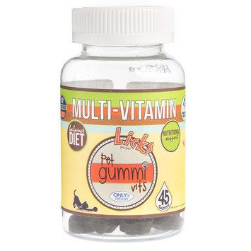 Licks® Milti-Vitamin Pet Gummy Vits size: 45 Count