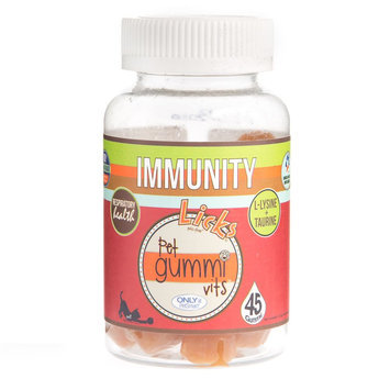 Licks® Immunity Pet Gummi Vits size: 45 Count