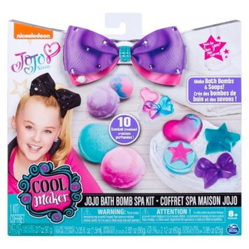 Cool Maker JoJo Siwa Bath Bomb and Soap Spa Activity Kit