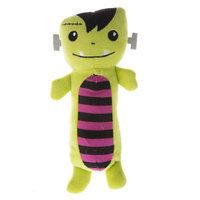Thrills & Chills Thrills and Chills, Pet Halloween Frankenstein Long Body Dog Toy