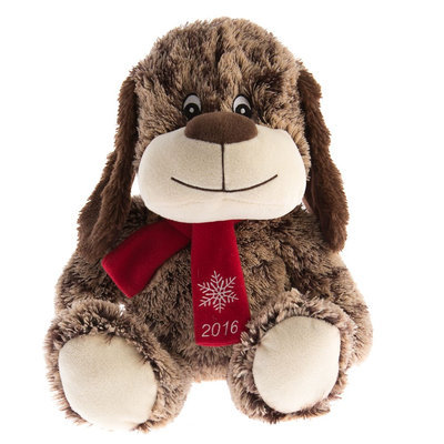 Luv-A-Pet Chance Dog Plush Dog Toy