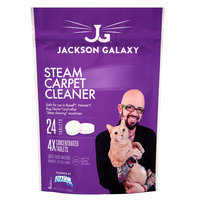 Jackson Galaxy® Steam Carpet Cleaner Tablets
