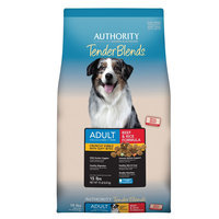 Authority® Tender Blends Adult Dog Food - Beef and Rice size: 15 Lb