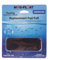 Mag Float Replacement Pad and Felt for Acrylic Mag-Float: Replacement