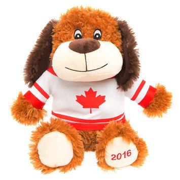 Luv-A-Pet Stanley Dog Plush Dog Toy