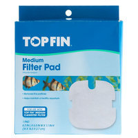 Top Fin® Large Filter Pad size: Small