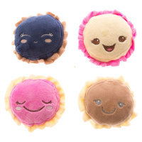 Top Paw® Macaroons 4 Pack Dog Toy