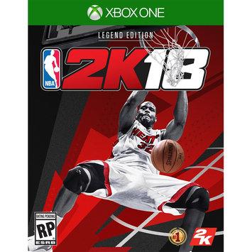 Take 2 NBA 2K18 Legend Edition XBox One [XB1]