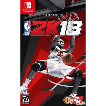 Take 2 NBA 2K18 Legend Edition Nintendo Wii
