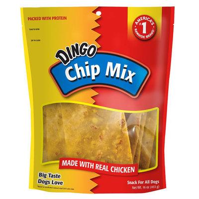Dingo Chip Mix Dog Treat - Chicken size: 16 Oz