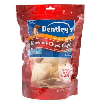 Dentley's® Rawhide Chew Chips Dog Treat size: 14 Oz